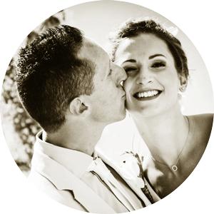 davide posenato fotografo matrimonio torino francesco laura bacio monocromatico