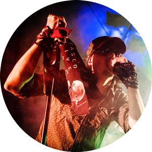 davide posenato fotografo live music voce blascomania