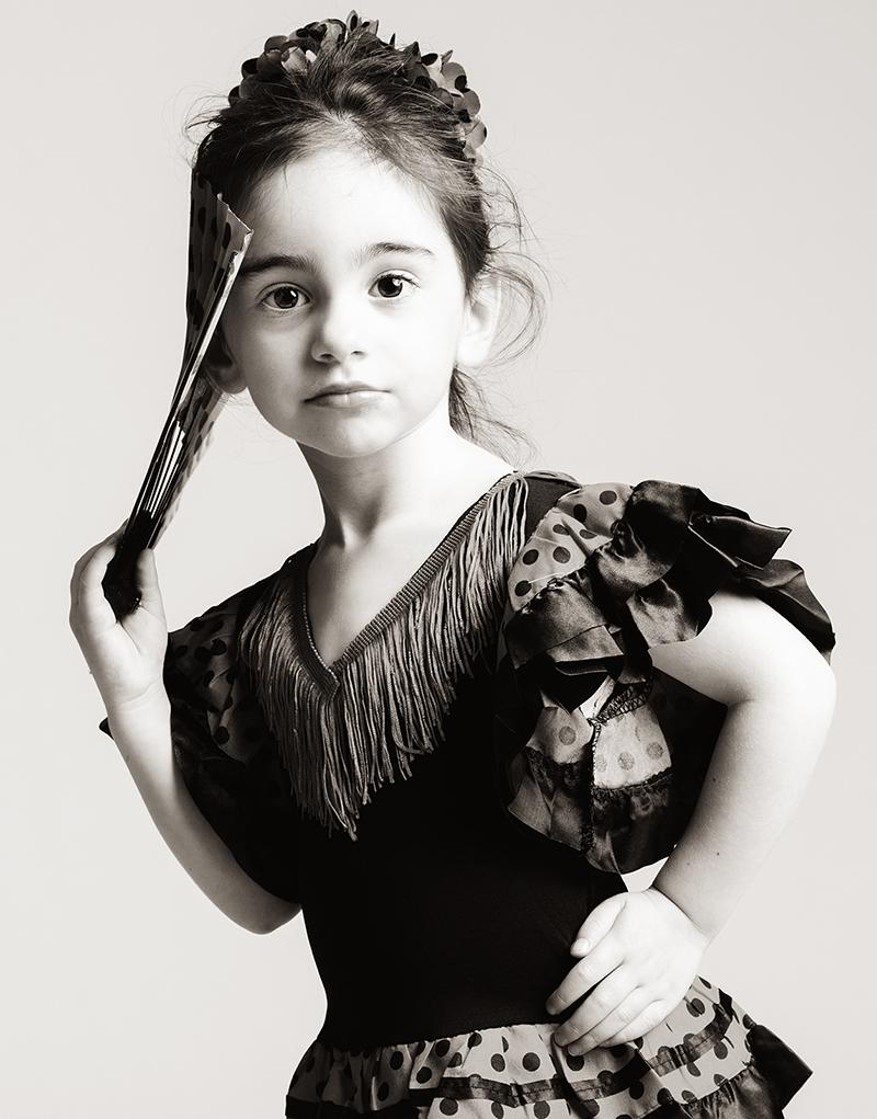 davide posenato fotografo bambini torino bea spagnola solo una bimba
