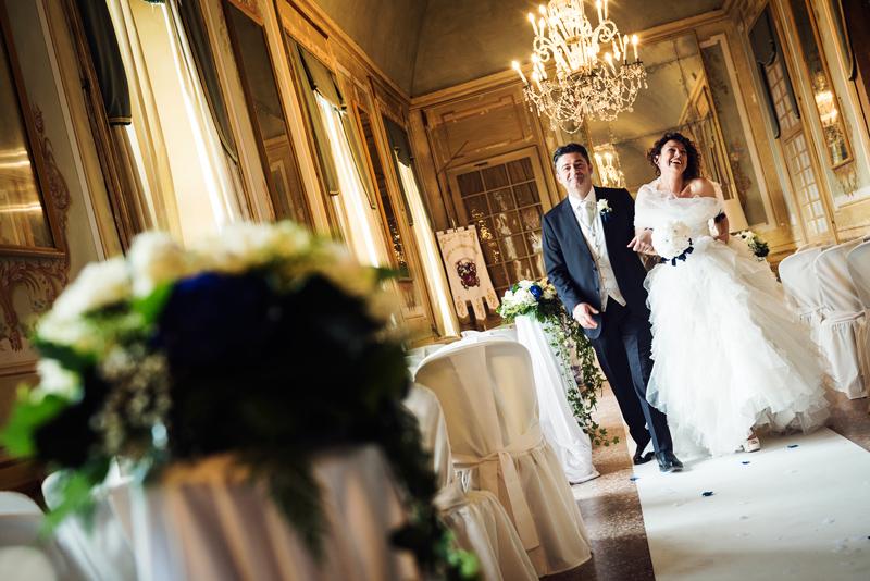 davide posenato fotografo matrimonio matrimonio al castello san giorgio torino mary massimo passerella