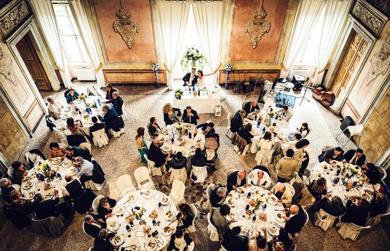 davide posenato fotografo matrimonio matrimonio al castello san giorgio torino mary massimo pranzo