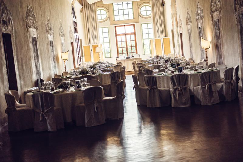 davide posenato fotografo matrimonio a cherasco torino cuneo sala cena somaschi