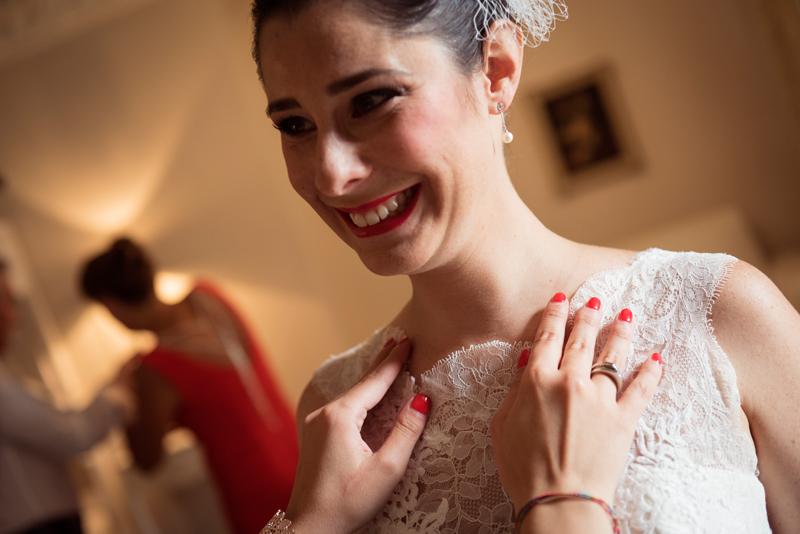 davide posenato fotografo matrimonio a cherasco torino cuneo sposa sorriso somaschi