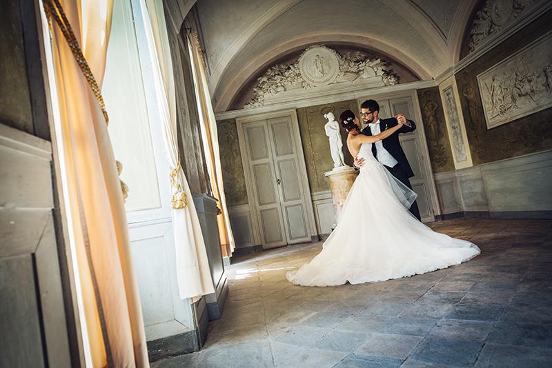 Davide Posenato fotografo matrimonio al castello san sebastiano da po