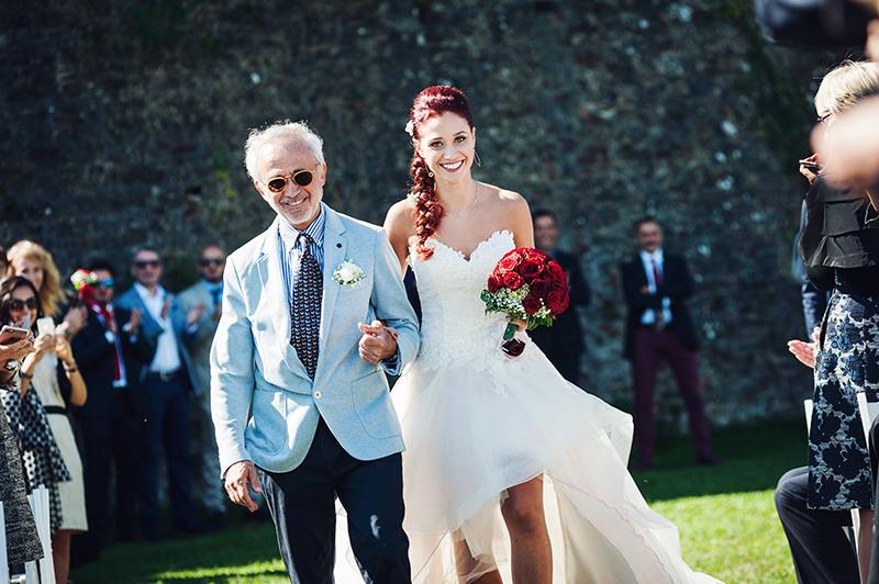 Davide Posenato fotografo matrimonio al castello torino federica daniele 76